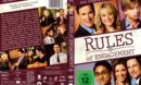 Rules Of Engagement-Staffel 4  (2010) R2 DE DVD Cover