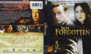 Not Forgotten (2009) Blu-Ray Cover & Label