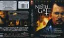 The Ninth Gate (1999) Blu-Ray Cover & label