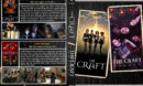 The Craft Double Feature R1 Custom DVD Cover