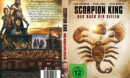 Scorpion King-Das Buch der Seelen R2 DE DVD Cover