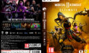 Mortal Kombat 11 Ultimate ENG Custom DVD Cover