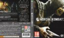 Mortal Kombat X German/French Xbox One Cover & Label