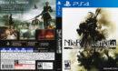 Nier: Automata Game of the YoRHa Edition USA PS4 Cover