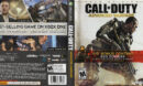 Call of Duty: Advanced Warfare Gold Edition NTSC Xbox One cover