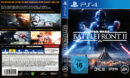 Star Wars Battlefront II (2017) German PS4 Cover