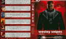 Wesley Snipes Filmography - Collection 5 (1998-2002) R1 Custom DVD Cover