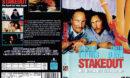 Stakeout-Die Nacht hat viele Augen R2 DE DVD Cover
