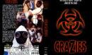 The Crazies (1973) R2 DE DVD Cover & Label