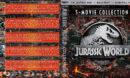 Jurassic World Collection Custom 4K UHD cover