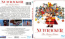 NUTCRACKER THE MOTION PICTURE (1986) BLU-RAY COVER & LABEL