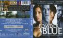 Powder Blue (2007) Blu-Ray Cover & label