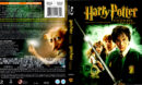 HARRY POTTER AND THE CHAMBER OF SECRETS (2002) BLU-RAY COVER & LABEL