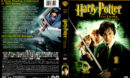 HARRY POTTER AND THE CHAMBER OF SECRETS (2002) DVD COVER