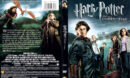 HARRY POTTER AND THE GOBLET OF FIRE (2005) DVD COVER & LABEL