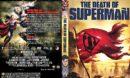 The Death Of Superman (2018) R2 DE DVD Covers