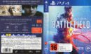 Battlefield V Deluxe Edition Australia PS4 Cover