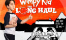 Diary of a Wimpy Kid: The Long Haul R1 Custom DVD Label