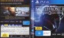 Star Wars Battlefront II (2017) Elite Trooper Deluxe Edition Australia PS4 Cover