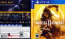 Mortal Kombat 11 NTSC PS4 Cover