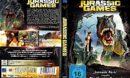 The Jurassic Games (2018) R2 DE DVD Cover