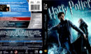 HARRY POTTER AND THE HALF-BLOOD PRINCE (2009) BLU-RAY COVER & LABEL