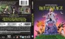 Beetlejuice (1988) 4K UHD Cover