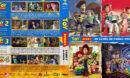 Toy Story 4-Pack Custom 4K UHD Cover