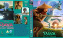 Raya And The Last Dragon (2021) RB Custom Blu-ray Cover and Label