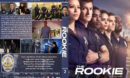 The Rookie - Season 2 R1 Custom DVD Cover & Labels