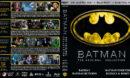Batman: The Original Collection Custom 4K UHD Cover