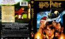 HARRY POTTER AND THE PHILOSOPHER'S STONE (2001) DVD COVER & LABEL