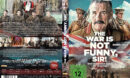 The War Is Not Funny, Sir! (1996) R2 DE DVD Cover