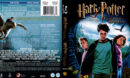HARRY POTTER AND THE PRISONER OF AZKABAN (2004) BLU-RAY COVER & LABEL