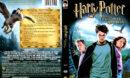HARRY POTTER AND THE PRISONER OF AZKABAN (2004) DVD COVER & LABEL