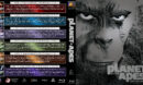 Planet of the Apes Collection Custom Blu-Ray Cover