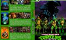 Teenage Mutant Ninja Collection R1 Custom DVD Cover