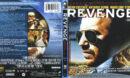 Revenge (1990) Blu-Ray Cover & label