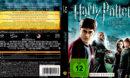 HARRY POTTER UND DER HALBBLUT-PRINZ (2009) DE BLU-RAY COVER & LABELS