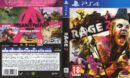 Rage 2 (PAL) PS4 Cover