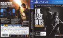 The Last of Us Remastered (Australia) PS4 Cover