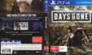 Days Gone (Australia) PS4 Cover