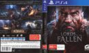 Lords of the Fallen (Australia) PS4 Cover