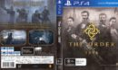 The Order: 1886 (Australia) PS4 Cover