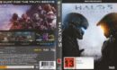 Halo 5: Guardians (Australia) PS4 Cover
