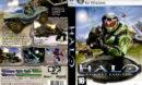 Halo: Combat Evolved (Custom) PC DVD Cover