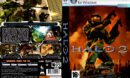 Halo 2 (Custom) PC DVD Cover