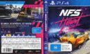 Need for Speed: Heat (Australia) PS4 Cover