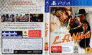 L.A. Noire (Australia) PS4 Cover