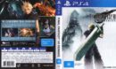 Final Fantasy VII Remake (Australia) PS4 Cover